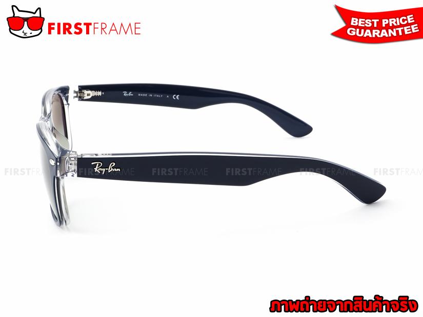 แว่นกันแดด RayBan RB2132F 605371 NEW WAYFARER 3
