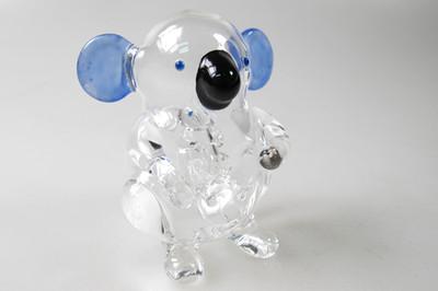 หมีโคอาล่าแก้วเป่า 2 in 1 Glass Figurine Koala 2 in 1