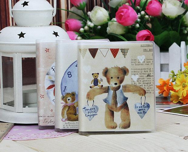 สมุดโน๊ต - Teddy mini notebook