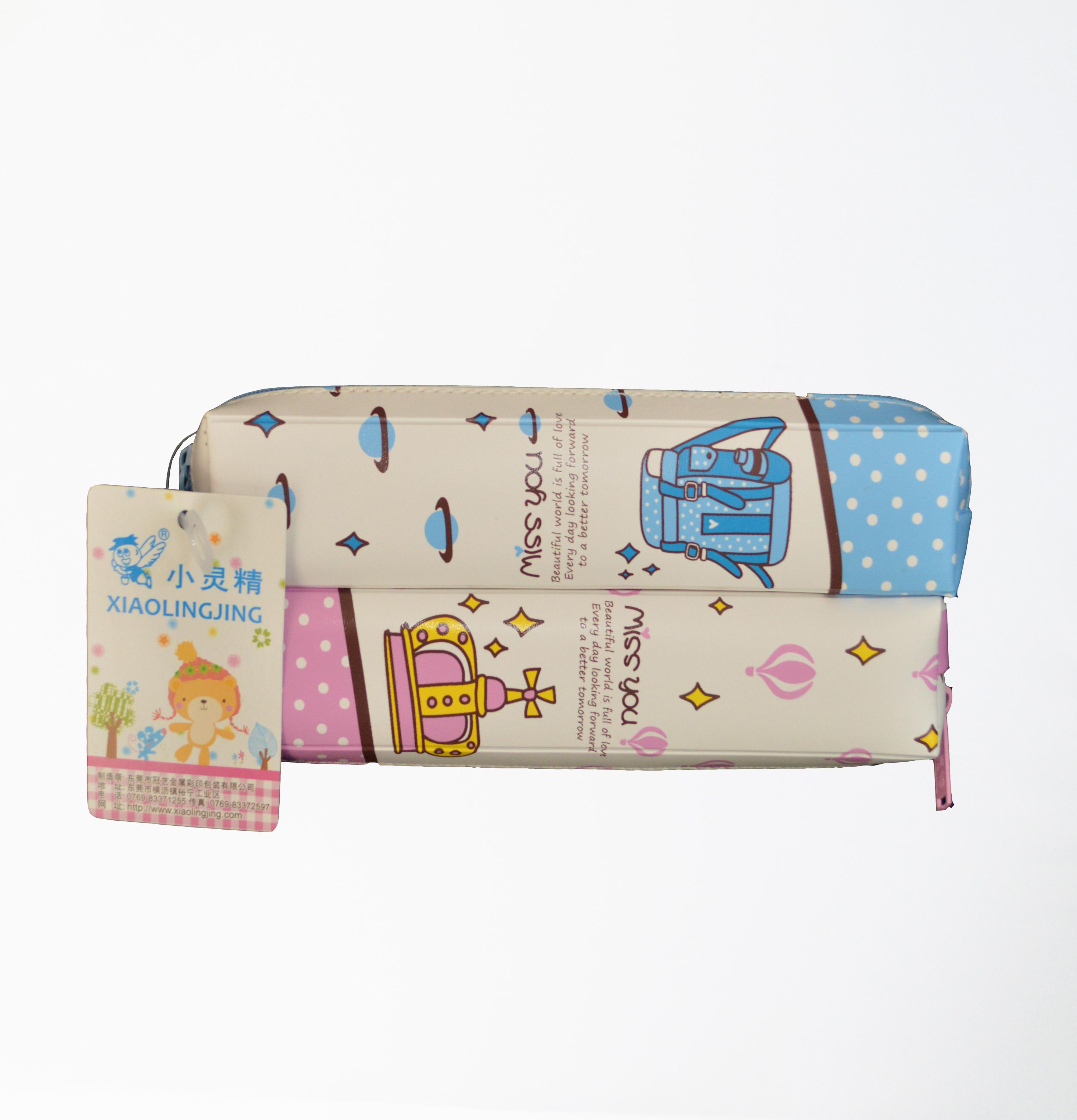 กระเป๋าดินสอแพ็คคู่ (ราคา/แพ็ค)