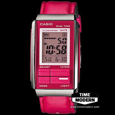 นาฬิกา Casio Futurist รุ่น LA-201WBL-4ADF