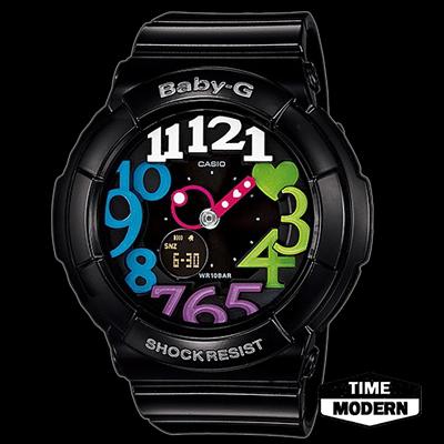 นาฬิกา Casio Baby-G Standard Ana-Digi รุ่น BGA-131-1B2DR