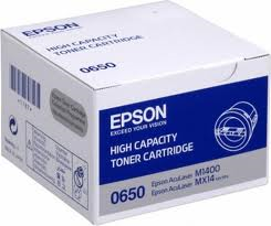 Epson S050650 Black Toner Cartridge (High capacity)