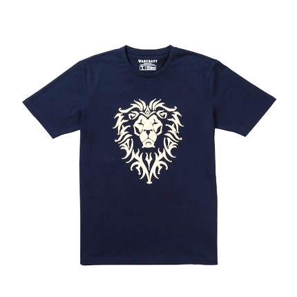 เสื้อยืดแขนสั้น Warcraft 2016 (Azeroth)