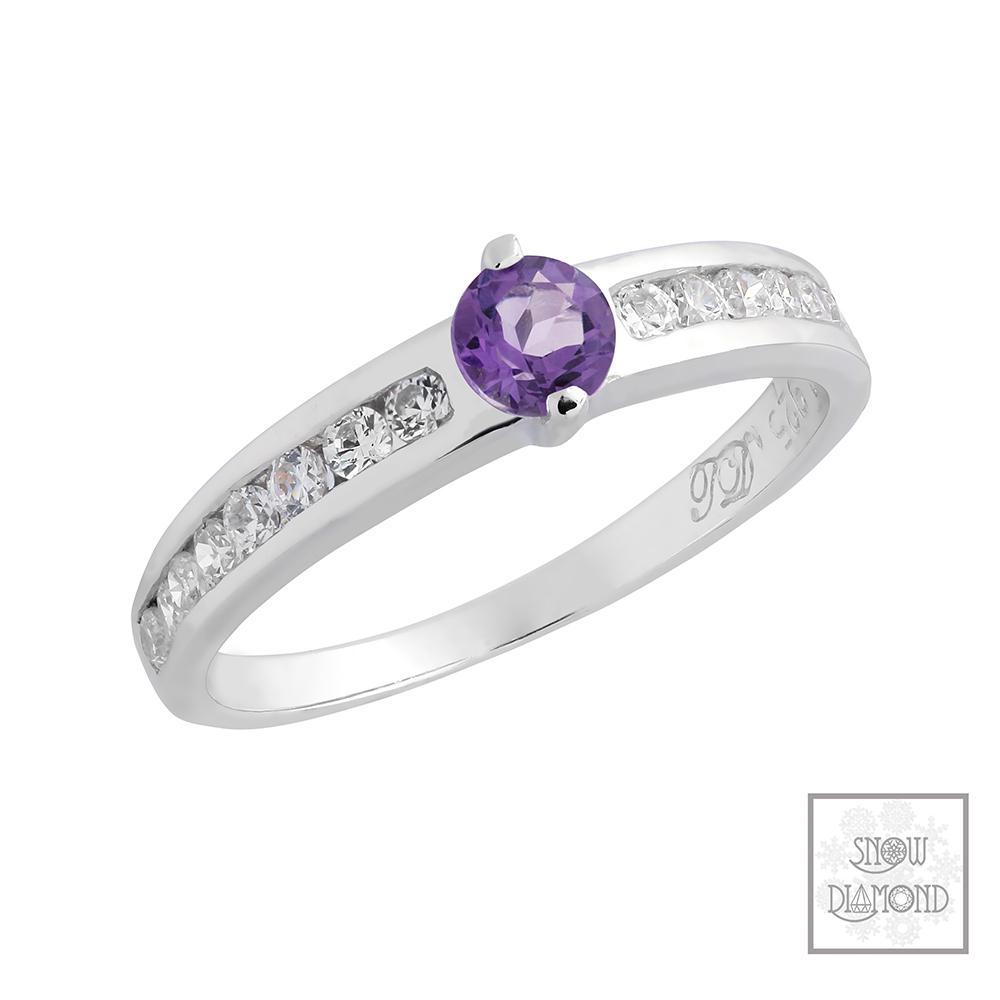 แหวนประจำวันเกิด : วันเสาร์ TSR160-AM