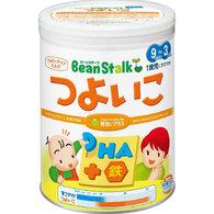 BeanStalk นมสำหรับเด็กแพ้โปรตีนนมวัวและสำหรับเด็กที่มีการย่อยอาหารผิดปกติเป็นนมที่สกัดโปรตีนผ่านการย่อยโดยเอมไซม์จนเป็น Amino acid100% + นมถั่วเหลืองสำหรับเด็กอายุ 9 เดือน - 3ปี จากญี่ปุ่น