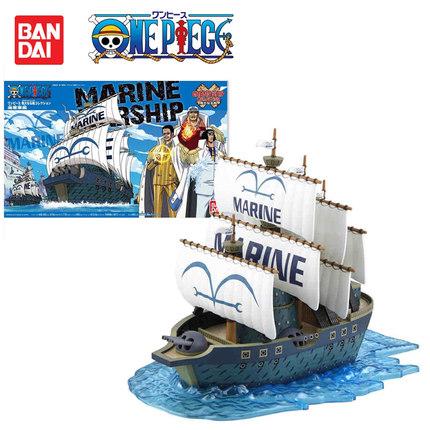 GRAND SHIP COLLECTION 07 MARINE WARSHIP (ของแท้ลิขสิทธิ์)