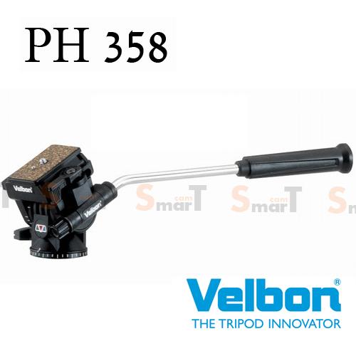 PH08 หัวแพน น้ำมัน Velbon PH-358
