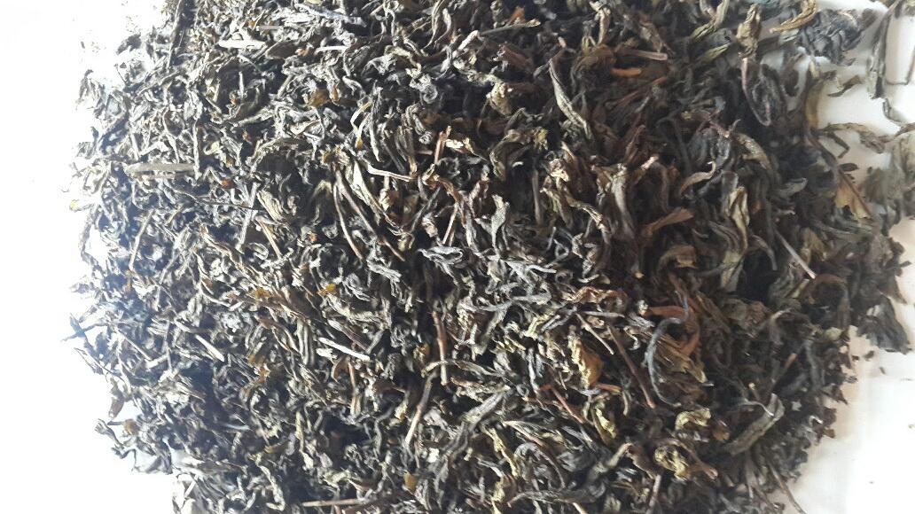 ชาเขียวหอมพิเศษ บรรจุถุงซิปเปอร์สีขาวธรรมดา หรือถุงพลาสติกรัดปากหนังยาง