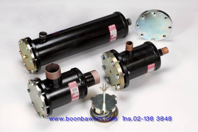 Filter driers DCR
