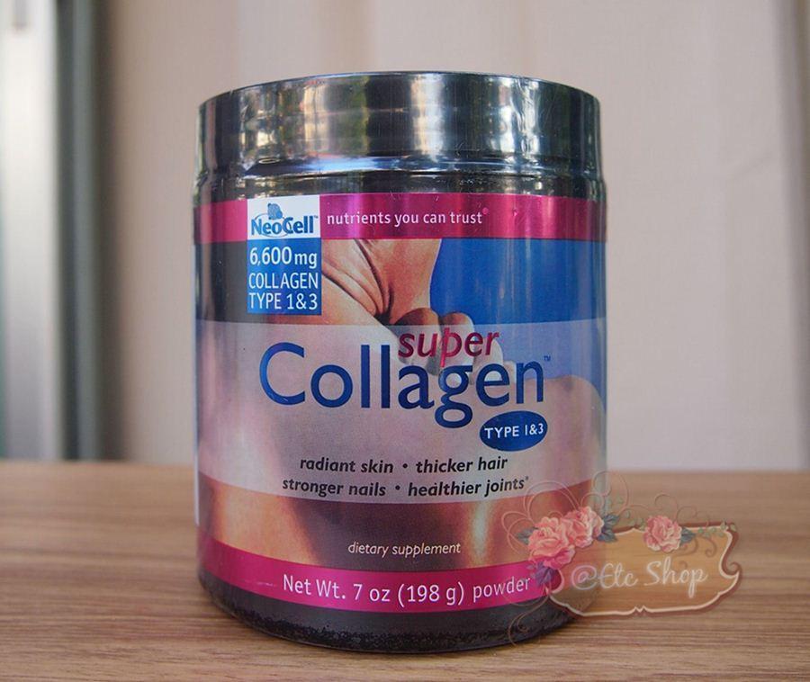 เฉพาะหมวด Promotion (นักช้อป-แม่ค้า) > Neocell Super Collagen+C 6600 mg Powder