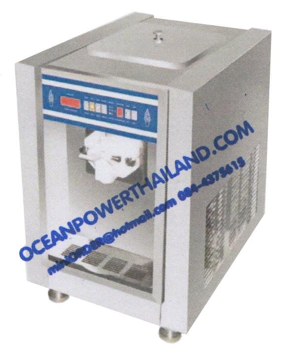 เครื่องทำไอศครีม oceanpower รุ่น HC118A ระบบพรีคูลลิ่ง