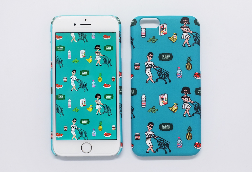 TABOM MARKET IPHONE 6 SNAP CASE