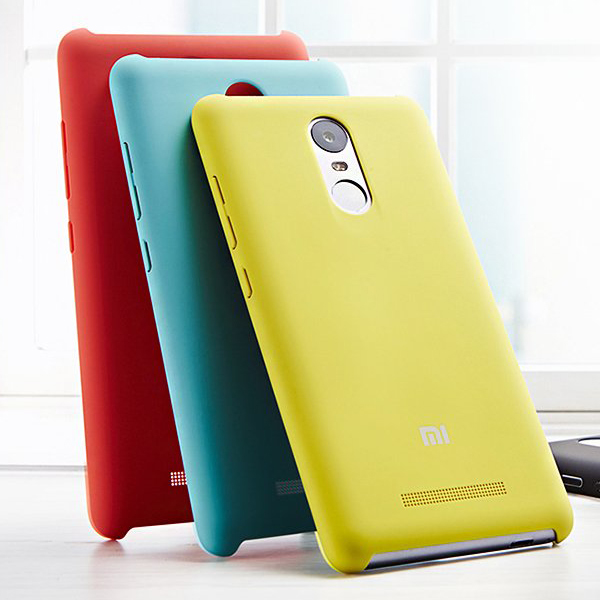Original Hard Case Redmi Note 3