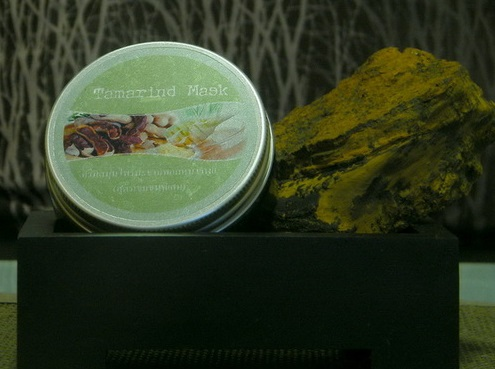 ครีมสมุนไพรมะขาม+น้ำผึ้งป่า สูตรเข้มข้นพิเศษ
