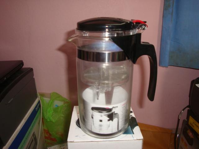 แก้วชงชา 500 ML. โปรโมชั่นพิเศษสำหรับลูกค้าที่ซื้อชาเจียวกู่หลาน ตั้งแต่ 10 ซองขึ้นไป