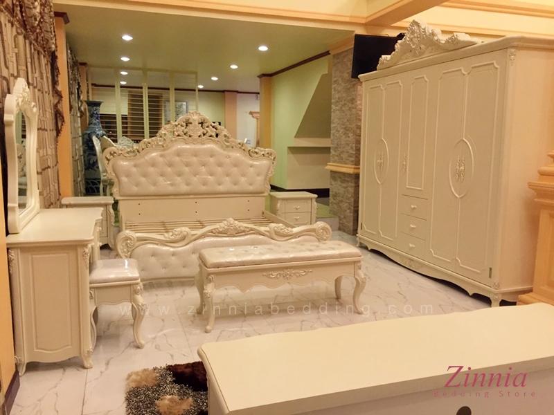 ชุดเฟอร์นิเจอร์ห้องนอน New Luxury Vintage